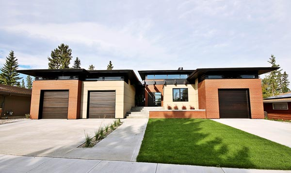 Red Deer Escarpment Home Masterfully Built by Cachet Fine Homes
